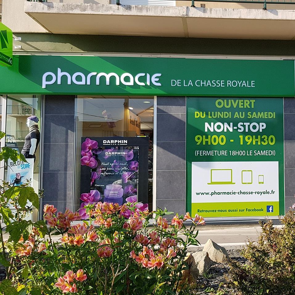 Pharmacie de la Chasse Royale
