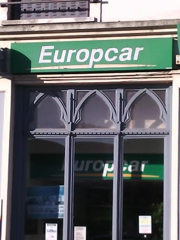 Europcar - Moulins Gare