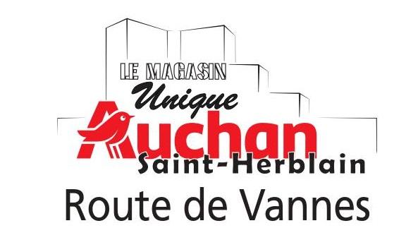 Auchan Nantes Saint-Herblain
